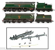 NUOVO Hornby RICAMBI x8999 West Country Class Telaio BASAMENTO BASE & Pick-up