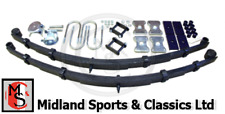 BEK159A - MGB GT 1975 ON - REAR LEAF SPRINGS, BUSHES AND FITTINGS KIT - BHH1767