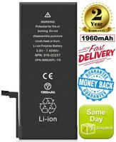 Battery For iPhone 7 1960mAh internal Replacement 2 Years Warranty Free Shipping