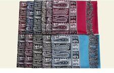 10 women scarves pashmina  paisley elephant wholesale shawls