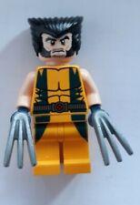 Lego Marvel Wolverine (Set 6866)