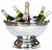 Epicurean Europe Stainless Steel Champagne/ Wine Cooler UK POST FREE