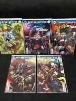 SUICIDE SQUAD REBIRTH LOT/ DC Comic/ 6 7 8 9 10/ Harley Quinn/ Batman/ Joker