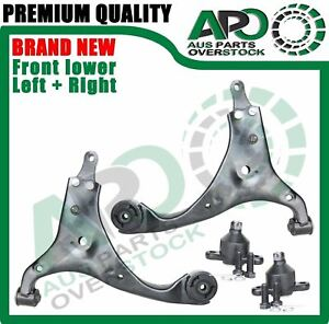 Front Lower Left Right Control Arms Ball Joints for HYUNDAI i30 FD 2007-06/2012