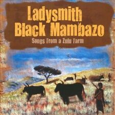 Ladysmith Black Mambazo - Songs From A Zulu Farm [CD MINT]