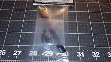 Aluminum Link Pipe Rod 5x100mm (2) w/ Set Screws Black