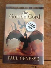 THE GOLDEN CORD Signed 1st printing 2008 Paul GENESSE Like New