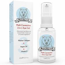 Eye Cream for Dark Circles & Puffiness - Marine Collagen, Argan Oil & Vitamin E