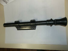Vintage/Antiqe Weaver Cub 22 rifle scope Weaver Side Mount N2 (Came Off Of 22)