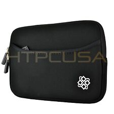 "KOZMICC 7"" Black Sleeve Case Cover for Magellan RoadMate 9250T-LMB 7"" Inch GPS"