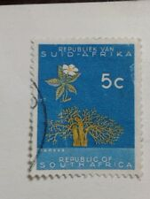 SOUTH AFRICA STAMP - 5c