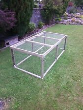 9 aviary panels chicken ducklings rabbits guinea pigs cat dog kennel pets cage