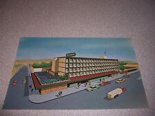 1960s Stockmen'S Motor Hotel Kamloops Bc. Canada Vtg Postcard