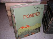 1899.Pompéi / Pierre Gusman.1ère ed.cartonnage éditeur ill.Léon Rudnicki