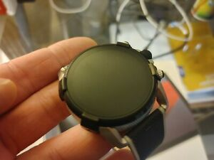 Diesel On Full Guard 2.5 Wear OS Yellow Band - Rare