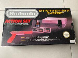 Nintendo nes action set occasion complet