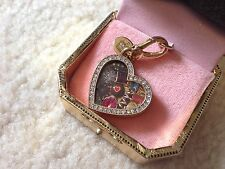 NIB Juicy Couture Charm 2011 Valentine's Box of Chocolates Limited Edition
