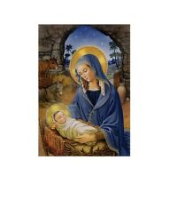 VCC Mary With Child Advent Calendar (BB824)
