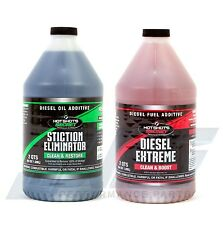 Hot Shot's Secret 64oz Bottles Of Stiction Eliminator & Diesel Extreme