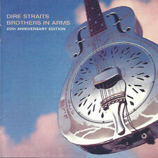 Dire Straits  - Brothers In Arms -20th Anniversary - SACD Super Audio Cd