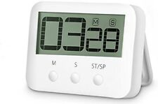 Digital Countdown Timer - Countdown Clock Digital Kitchen Timer Big Digits