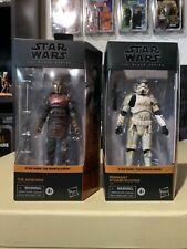 Star Wars 6? Black Series Armorer & Remnant Trooper MIB Mandalorian