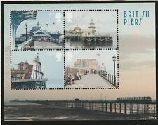 GB 2014 Commemorative Stamps~Seaside Architecture~ M/S~Unmounted Mint Set~UK