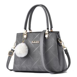 Women Handbag Luxury Large Capacity Crossbody Shoulder Bag Tote Messenger Purse