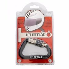 Great Moto Gift! HelmetLok Gen 2 II Helmet Combination Lock w/ T-Bar Motorcycle