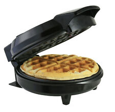 Quality Belgian Waffle Maker -  Compact Non Stick Waffle Iron by JM Posner Home
