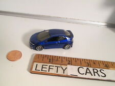 MATCHBOX DARK BLUE HONDA CIVIC TYPE R - SCALE 1/64.- LOOSE! NO BOX!