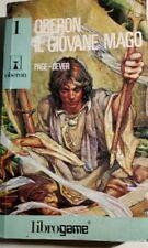 libro game OBERON IL GIOVANE MAGO 1 EDIZIONE 1985 USATO