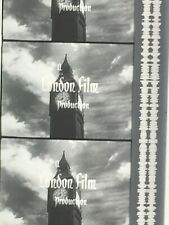 16mm Film THINGS TO COME Sci-Fi 1936 Bona-fide Original Print w/ Deleted Scenes