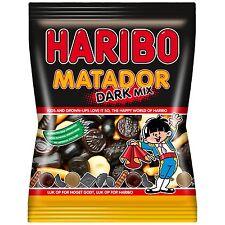 Haribo Matador DARK Mix gummy bears- 375 g- FREE SHIPPING from Las Vegas