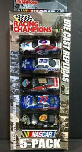 NASCAR 2000 Racing Champions 5-Pack Die Cast Cars #6 Mark Martin