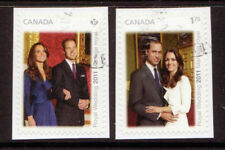 CANADA 2011 WILLIAM AND CATHERINE ROYAL WEDDING S/A FU