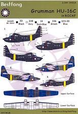 Bestfong Decals 1/144 GRUMMAN HU-16 ALBATROSS Republic of China Air Force