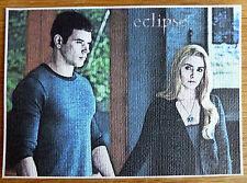 Twilight Eclipse Rosalie & Emmett Cullen Paint Sketch Card 4 x 6 (250 made) ~New