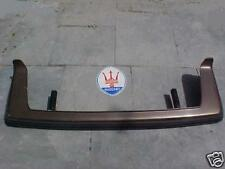 Maserati Biturbo Rear Bumper European Version OEM