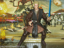 '02/#43 Star Wars, Saga, Anakin Skywalker (Tatooine Attack) (AOTC) Loose