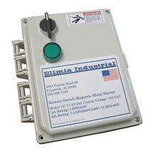 Elimia Air Compressor or Pump Motor Starter 240V Coil 28-36 Amp 7.5 7-1/2 HP