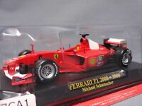 Ferrari Collection F1 2000 Michael 1/43 Scale Mini Car Display Diecast 1