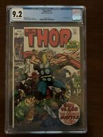The Mighty Thor #177 CGC 9.2 (Marvel 1970)  Surtur appearance!  Key!