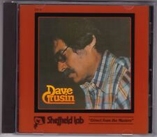 Dave Grusin - Discovered Again - CD (Sheffield Lab CD-5)