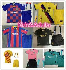 Kits Kids Soccer Strips Kids/Adult Custom Jersey Tracksuits Club Team Sports Set