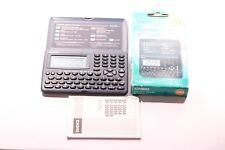 Diario Digital Casio SF-300Abu-w - 32kb hecha en Japón Década de 1990