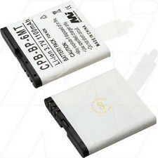 CPB-BP-6MT 3.7V 1.1Ah Lithium Mobile Phone Battery