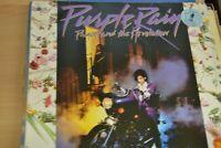 PRINCE AND THE REVOLUTION     PURPLE RAIN   LP    925 110-1   W B RECORDS   1984