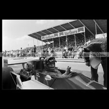 #pha.023293 Photo RONNIE PETERSON MARCH 761 GRAND PRIX F1 ZANDVOORT 1976 Auto