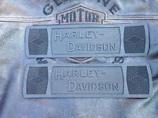 Harley Trittbretter Gummis für JD VL WL WLC WLA UL Footboard Gums Old School 1